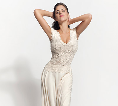 eris wedding dress by Atelier Zolotas